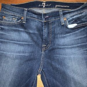 7 For All Mankind Jeans. Never worn. Brand new.